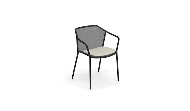 Emu - Darwin Stuhl Sitzkissen - weiß - 1
