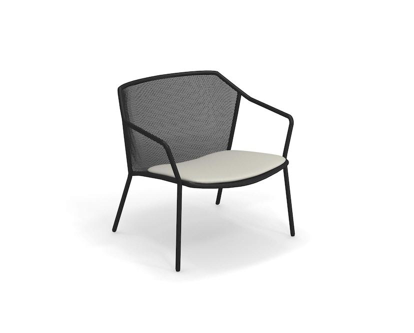 Emu - Darwin Loungesessel Sitzkissen - weiß - 1