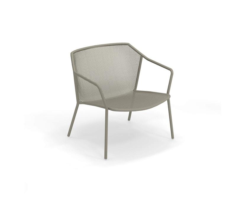 Emu - Darwin lounge fauteuil - grijs - 1