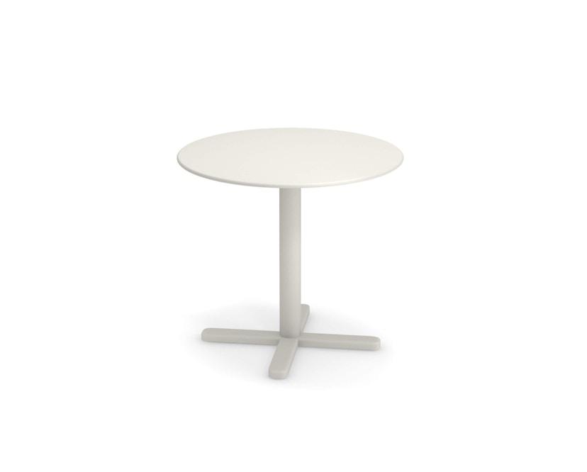 Emu - Darwin Tisch rund - mattweiß - Ø 60 - 1