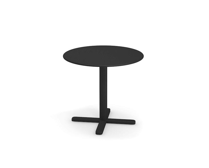 Emu - Darwin Tisch rund - schwarz - Ø 60 - 1