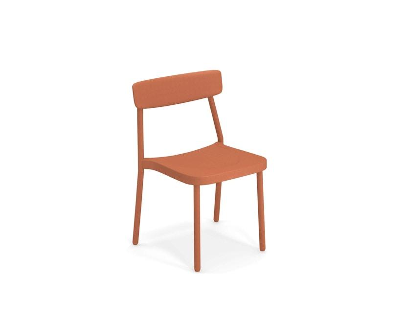 Emu - Grace stoel - ahornrood - 1