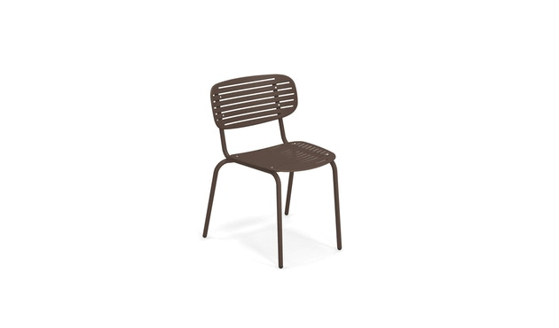 Emu - Mom stoel - donkerbruin - 1