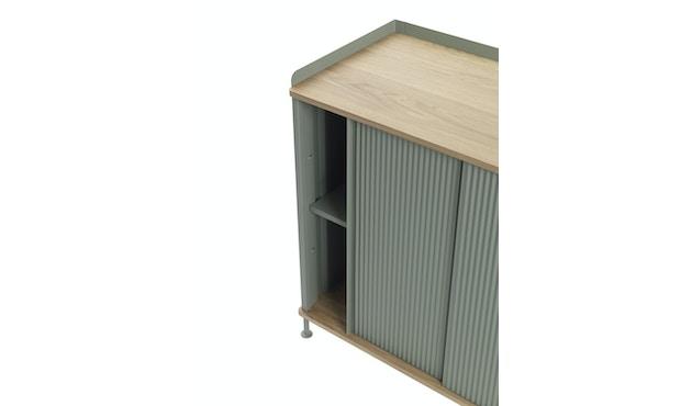 Muuto - Enfold Sideboard Tall - black/black - 4