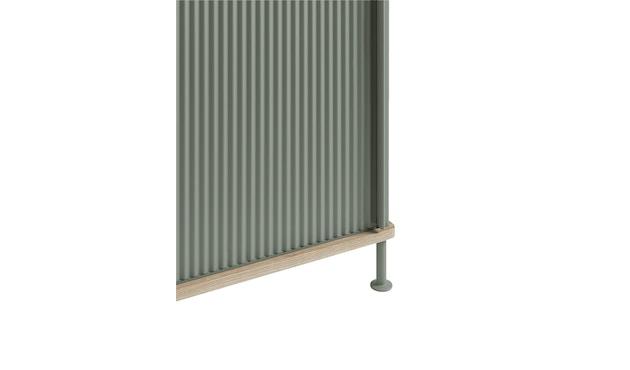 Muuto - Enfold Sideboard Tall - black/black - 6