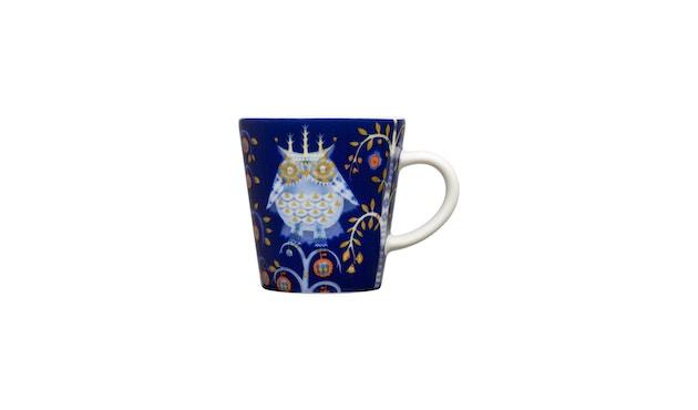 Iittala - Taika wit Espressotasse - blau - 1