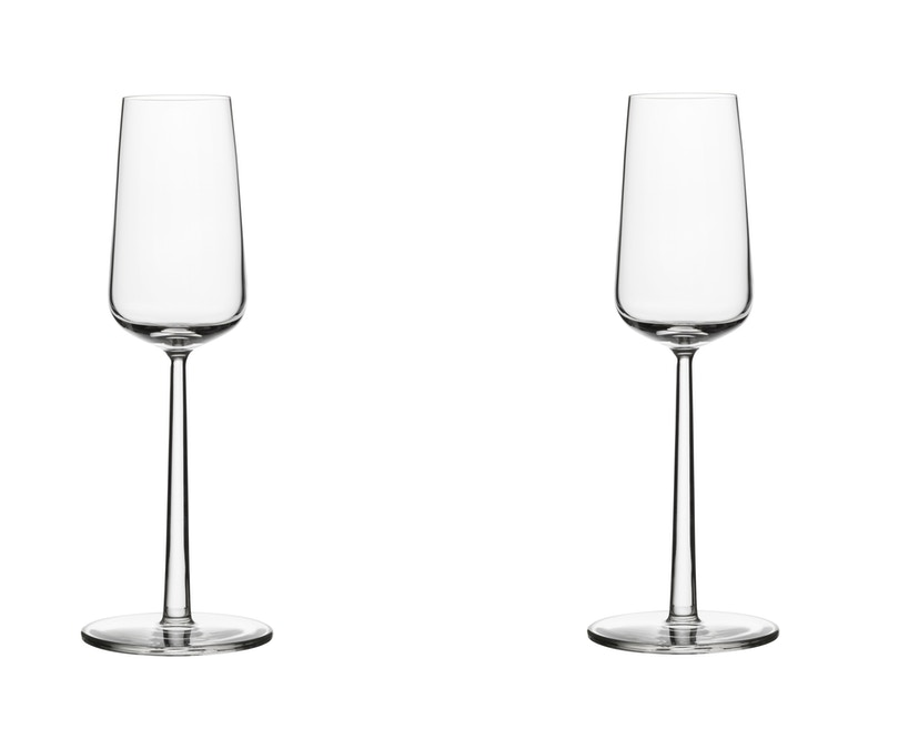 Iittala - Essence 2er Set Champagnerglas - 1