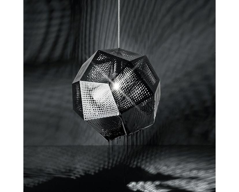 Tom Dixon - Etch Pendant Hängeleuchte - schwarz - 4