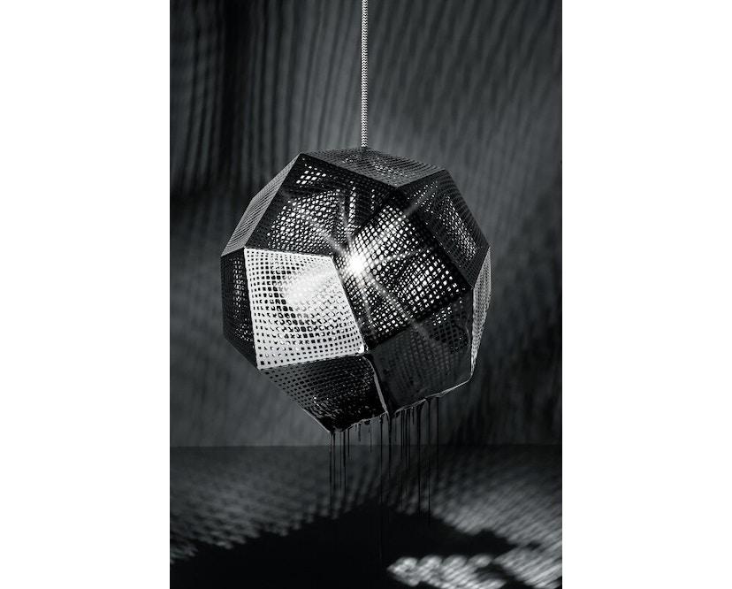Tom Dixon - Etch Pendant Hängeleuchte - schwarz - 5