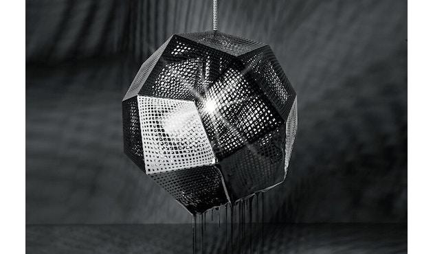 Tom Dixon - Etch Pendant Hängeleuchte - schwarz - 6