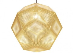Tom Dixon - Etch Pendant 50cm - Tom Dixon