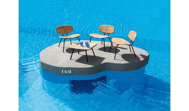 Ethimo - Agave niedriger Tisch eckig - 6