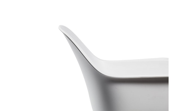 extremis - Captain´s Chair - weiß - Stahlgestell - 4