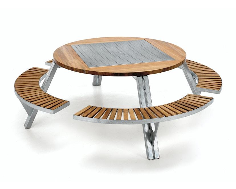 extremis - Gargantua Tisch - 1