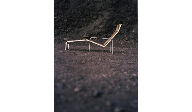 extremis - Extempore Liegestuhl ohne Kissen - Jatoba hardwood - 2