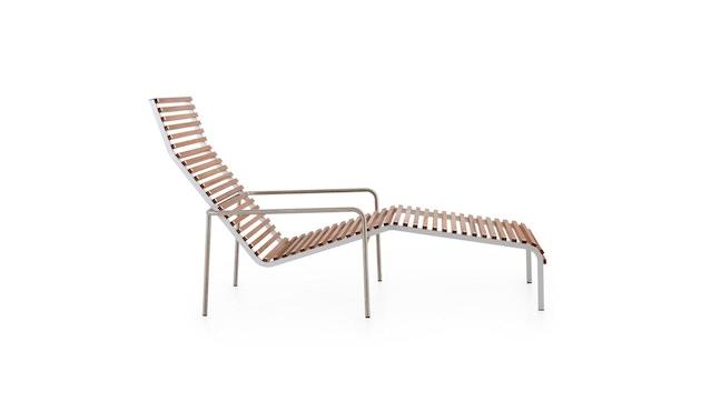 extremis - Extempore Liegestuhl ohne Kissen - Jatoba hardwood - 1