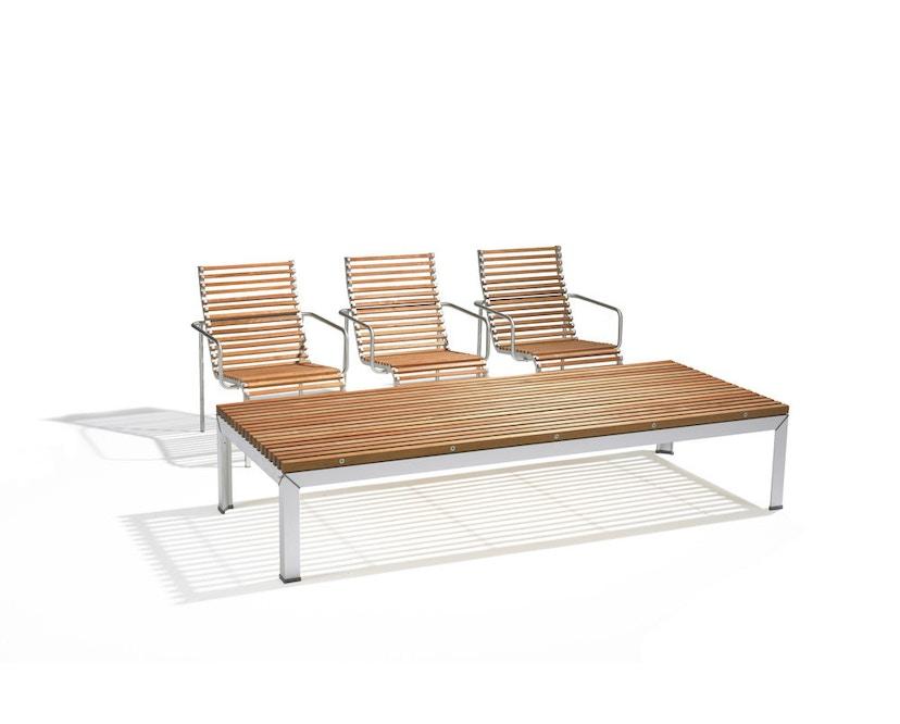 extremis - Extempore lage fauteuil - zonder zit- en rugkussen - 2
