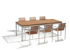 Table de jardin Extempore standard