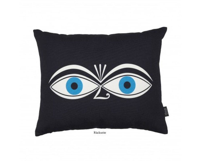 Vitra - Graphic Print Kussen Eyes - 1