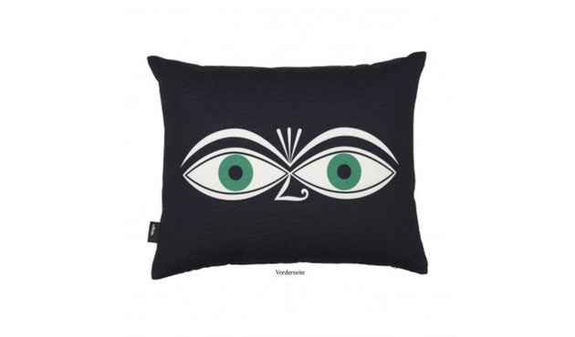 Vitra - Graphic Print Kussen Eyes - 2