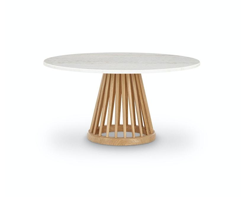 Fan Tisch Eichenholz