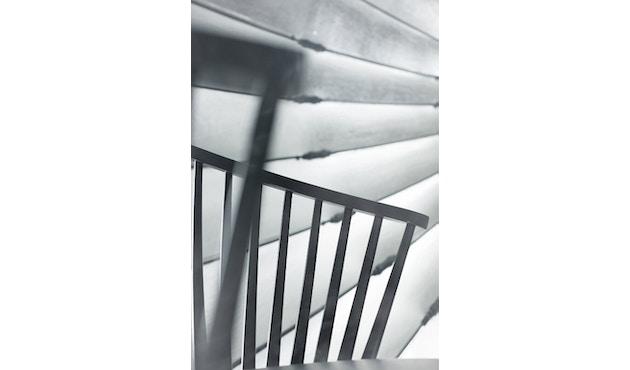 Tom Dixon - Fan Stuhl - schwarz - 2