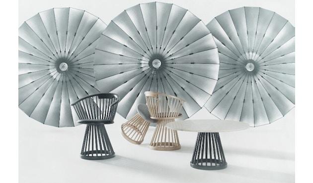 Tom Dixon - Fan stoel - zwart - 5