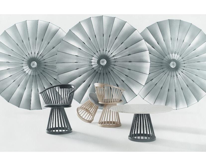 Tom Dixon - Table Fan en chêne - 60 cm - 3