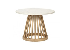 Tom Dixon - Table Fan en chêne - 1