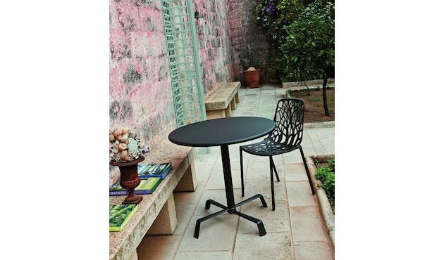 Fast - Chaise de jardin Forest - gris clair - 10