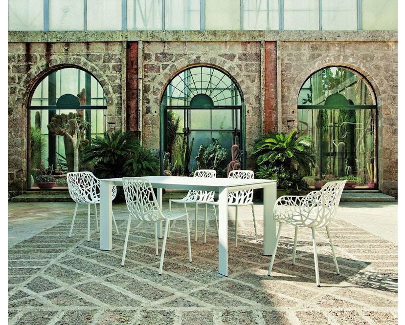 Fast - Grande Arche tafel - grijs-metallic - 8