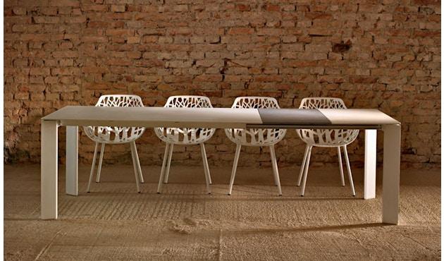 Fast - Grande Arche Tisch M - ausziehbar - taupe - 13