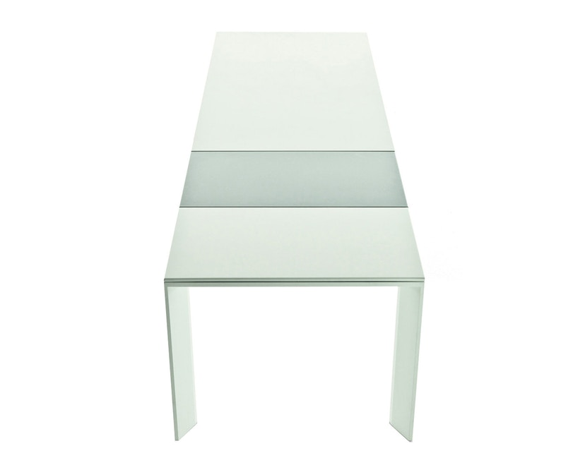 Fast - Grande Arche Tisch M - ausziehbar - weiß - 5
