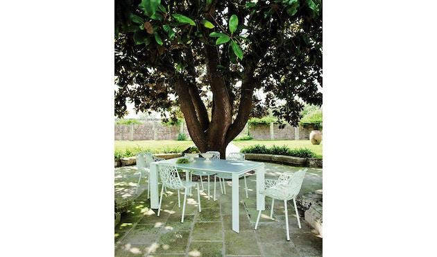 Fast - Grande Arche Tisch M - ausziehbar - weiß - 7