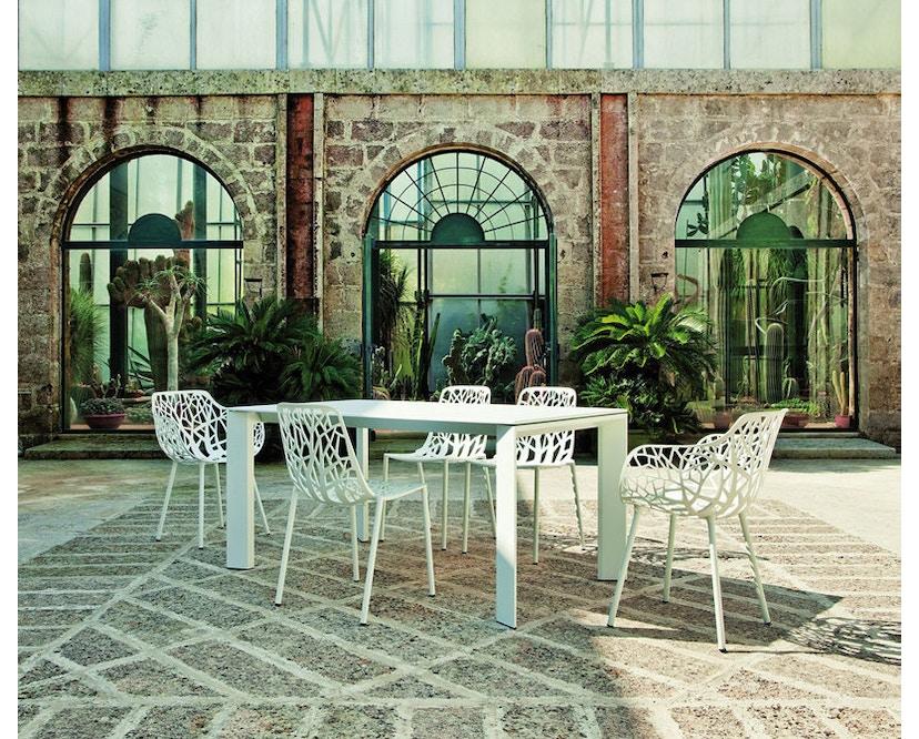 Fast - Grande Arche Tisch M - ausziehbar - weiß - 8