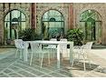 Fast - Grande Arche Tisch M - ausziehbar - weiß - 10