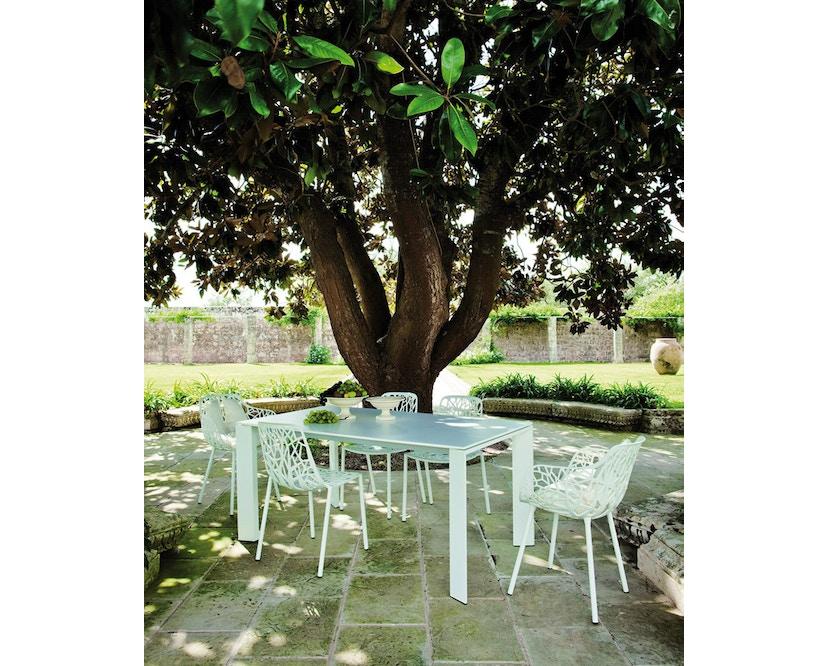 Fast - Grande Arche Tisch - weiß - 5