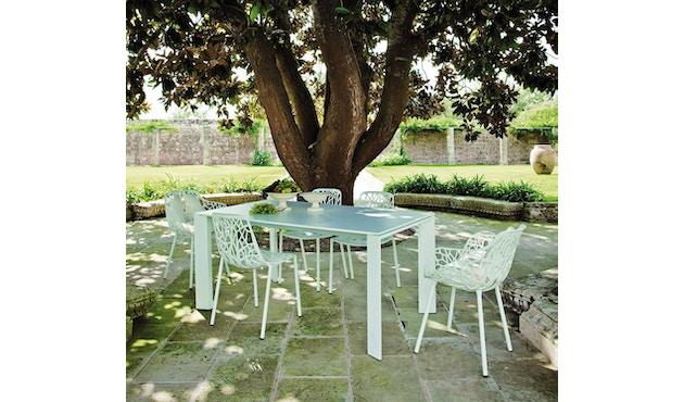 Fast - Grande Arche Tisch - weiß - 7