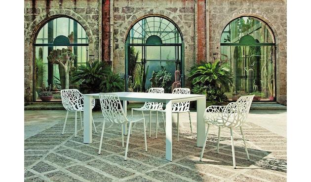 Fast - Grande Arche tafel - wit - 8
