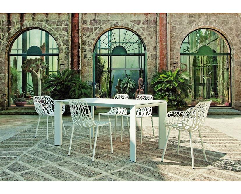 Fast - Grande Arche Tisch - weiß - 8