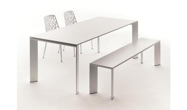 Fast - Table Grande Arche - blanc - 9