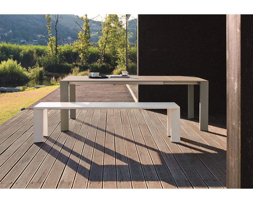 Fast - Grande Arche Tisch - weiß - 10