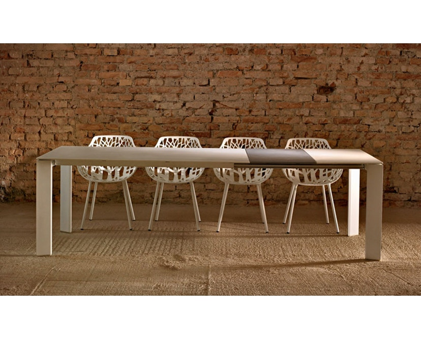 Fast - Grande Arche Tisch - weiß - 11