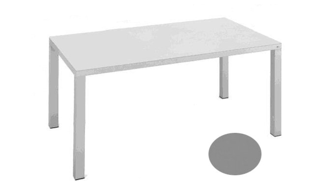 Fast - Table Easy  - 100 - 100 x 220 cm - taupe - 5