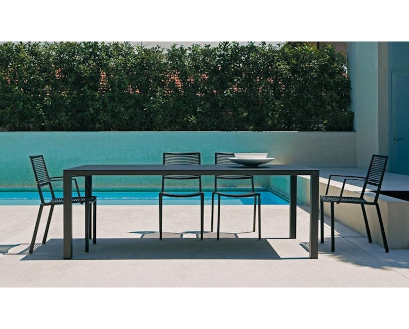 Fast - Easy tafel - 90 - 90 x 90 cm - wit - 3