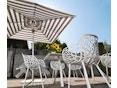 Fast - Radice Quadra tafel - rechthoekig - lichtgrijs - 200 x 90 cm - 9