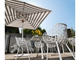 Fast - Radice Quadra Tisch - rechteckig - 290 x 90 - weiß - 9