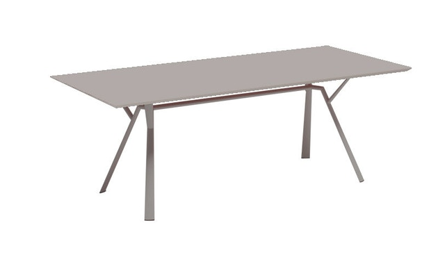 Radice Quadra tafel - rechthoekig