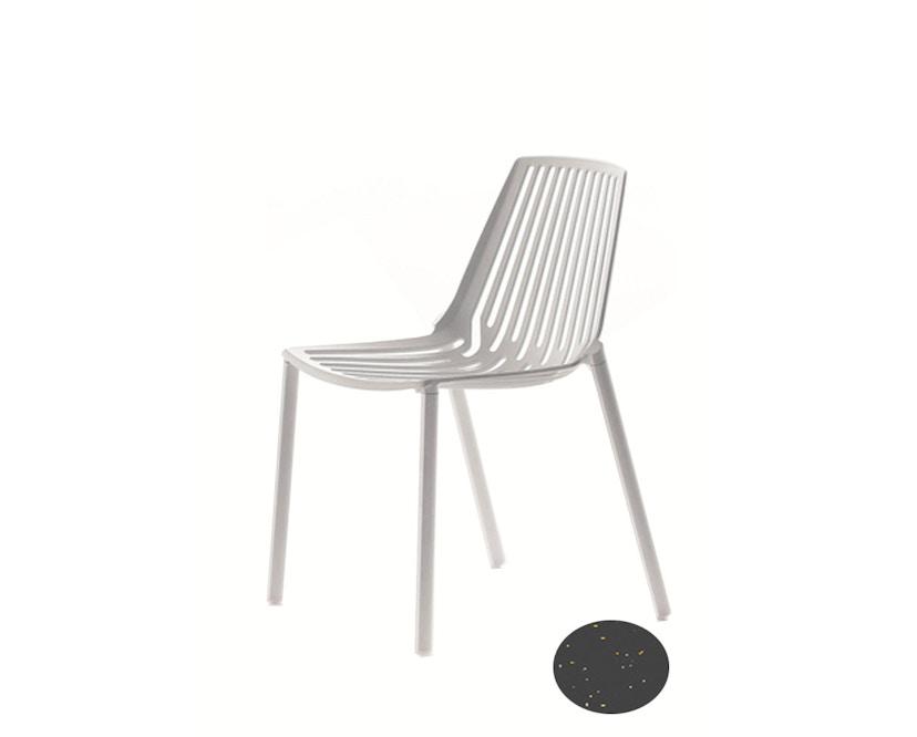 Fast - Rion Stuhl - grau-metallic - 3