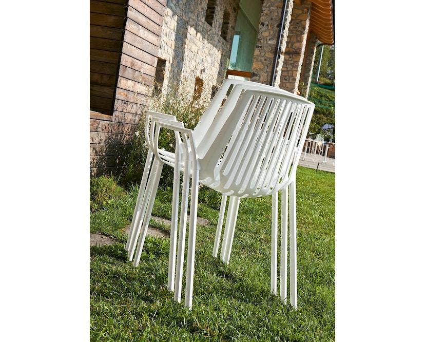 Fast - Rion Stuhl - weiß - 4